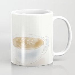 Breakfast happy toast Coffee Mug