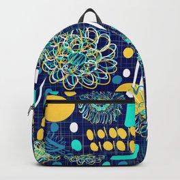 Playful mantra Backpack