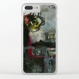 Al's Detroit Bakery Clear iPhone Case