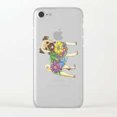 The Pugster Clear iPhone Case