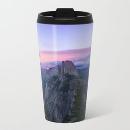Yosemite National Park at Sunset Travel Mug