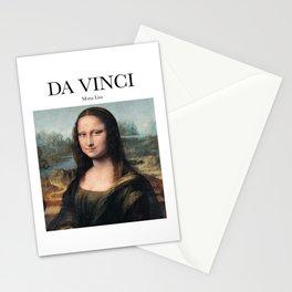 Da Vinci - Mona Lisa Stationery Cards