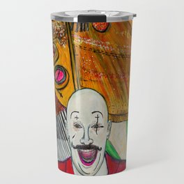 The Great Ringmaster Travel Mug