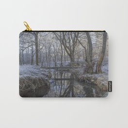 Reflections in the Stream Carry-All Pouch