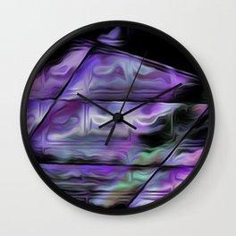 Haze Wall Clock