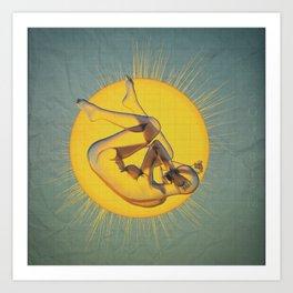 SOLARISM Art Print