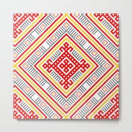 Lada - Bereginya - Rozhanitsa - Slavic Pagan Symbol #1 Metal Print