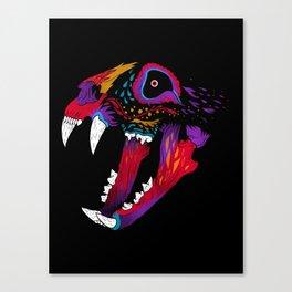 El Gato Muerto Canvas Print