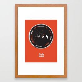 Minolta Rokkor Framed Art Print