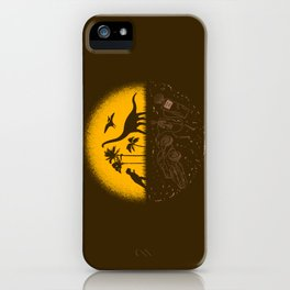 Fossil Fuel iPhone Case