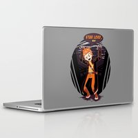 star lord Laptop & iPad Skins featuring Star Lord, man! by LitYousei
