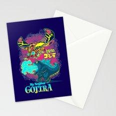 MY NEIGHBOR GOJIRA Stationery Cards