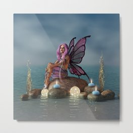Ocean Dreaming Metal Print