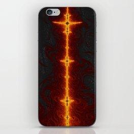 ABSTRACT.DIABLO iPhone Skin