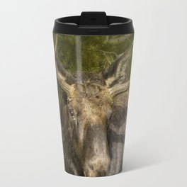 The Bull Moose Travel Mug