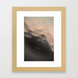 kalei one Framed Art Print