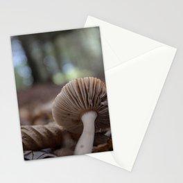 Mushroom I Stationery Cards