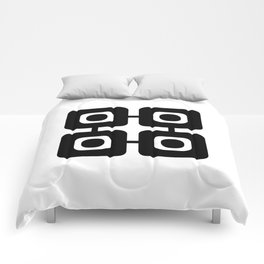 Moonokrom no 10 Comforters