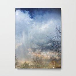 Weathered Sky Metal Print