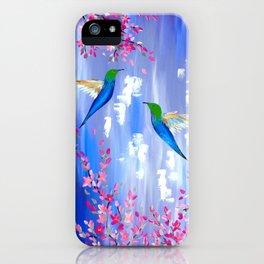 Plum Blossom iPhone Case