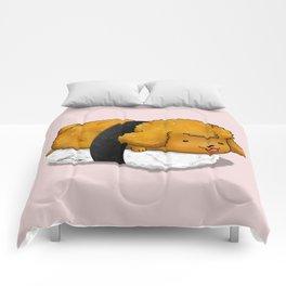 Poodle Nigiri Comforters