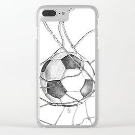 Goal! Clear iPhone Case