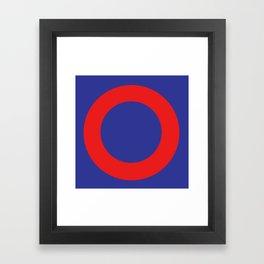 Phish Donut Framed Art Print