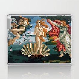 Pixel Birth of Venus Laptop & iPad Skin