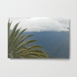 Coroico villa 1 Metal Print