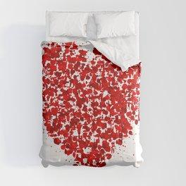 big heart 01 Comforters