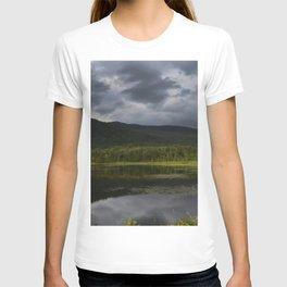 Long Pond in Eden, Vermont T-shirt