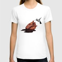 hummingbird T-shirts featuring Hummingbird by Seamless