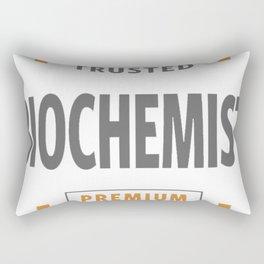 Biochemist Rectangular Pillow