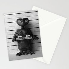 E.T. The Extra-Terrestrial Lineup Stationery Cards