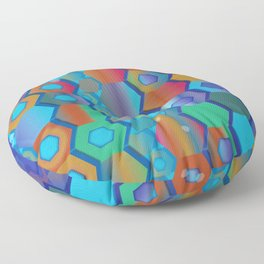 REEF 21 Floor Pillow