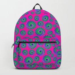 Retro Spiral Effect Backpack