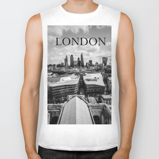 The City of London Biker Tank