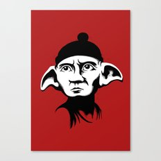A Free Elf Canvas Print