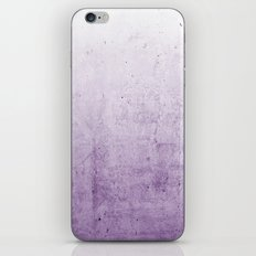 Radiant Orchid Purple Ombre  iPhone & iPod Skin
