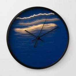 Bright Impressions Wall Clock