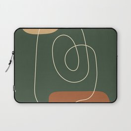 Abstract figure Graphic Collection Laptop Sleeve