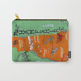 NEW HAMPSHIRE Carry-All Pouch