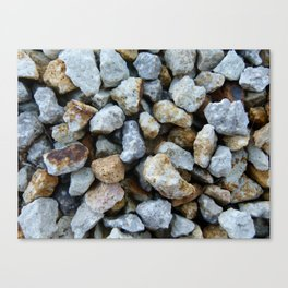Pebble Canvas Print