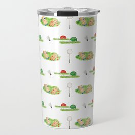 Lawn Games Travel Mug