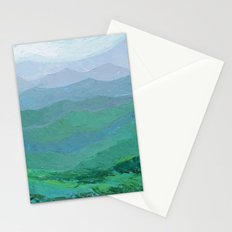 Blue Ridge Spring Stationery Cards