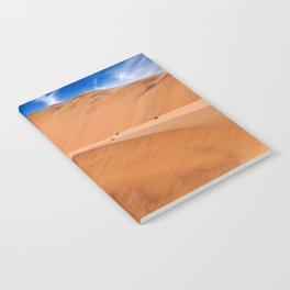 The Namib Desert, Namibia Notebook