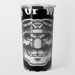 Sons Of Wario. Travel Mug