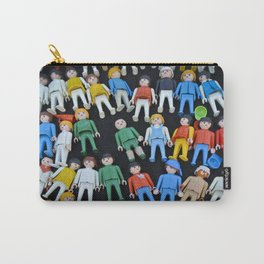 People playtime  Carry-All Pouch