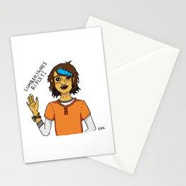 Lumberjanes Fan Art: Ripley Stationery Cards