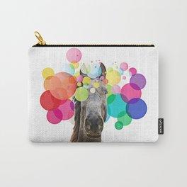 Horse Pop Art Carry-All Pouch